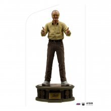 Stan Lee Legacy Replica Socha 1/4 Stan Lee 60 cm