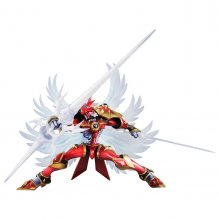 Digimon Tamers G.E.M. Series PVC Socha Dukemon Crimson Mode 18