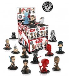 Star Wars Mystery Minis Vinyl mini figurky 6 cm Display Exclusiv