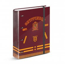 Harry Potter Binder Nebelvír Logo