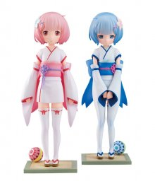 Re:ZERO -Starting Life in Another World- PVC Statues 1/7 Rem & R