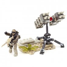 Stavebnice Call of Duty Mega Bloks SAM Turret