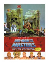 Masters of the Universe Art Book The Toys of He-Man and The Mast
