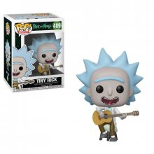 Rick a Morty POP! Animation Vinylová Figurka Tiny Rick 9 cm