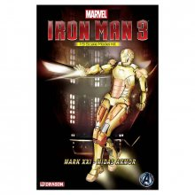Iron Man model kit Mark XXI Midas Armor 20 cm