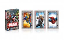 Marvel Universe Number 1 Playing Cards