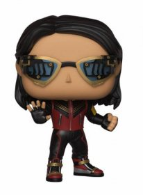 The Flash POP! Television Vinylová Figurka Vibe 9 cm
