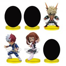 My Hero Academia The Movie Heroes: Rising WCF ChiBi figurky 7 cm