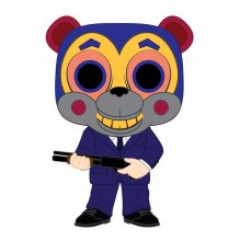 The Umbrella Academy POP! TV Vinylová Figurka Hazel 9 cm