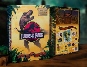 Jurassic Park Legacy Kit 25th Anniversary heo Exclusive D-A-CH