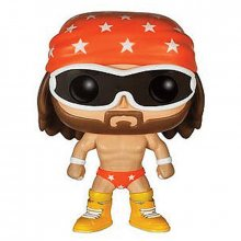 WWE Wrestling POP! vinylová figurka Randy Savage 10 cm