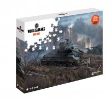 World of Tanks skládací puzzle On the Prowl (1000 pieces)