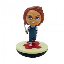 Child's Play REVOS Wobbling Vinylová Figurka Knife Wielding Chuc