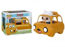Adventure Time POP! Rides Vinyl Vehicle with Figure Jake Car & F