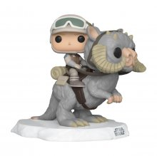 Star Wars POP! Deluxe Movies Vinylová Figurka Luke on Taun Taun