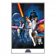 Plakát Star Wars A New Hope 61 x 91 cm