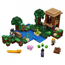 LEGO Minecraft The Witch Hut 21133 LEGO Stavebnice