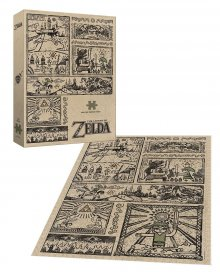 Legend of Zelda Puzzle Legend of the Hero