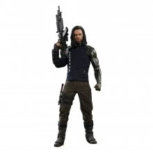 Avengers Infinity War Movie Masterpiece Akční figurka 1/6 Bucky