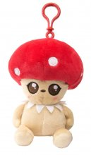 Tulipop Tineez Clip-On Plush Figure Bubble 13 cm