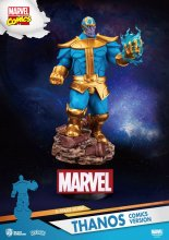 Marvel D-Stage PVC Diorama Thanos Comic Version 15 cm