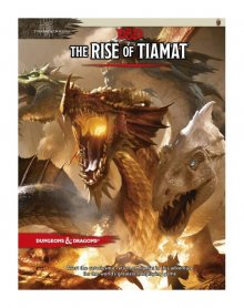 Dungeons & Dragons RPG Adventure Tyranny of Dragons - The Rise o