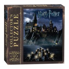 Harry Potter Collector's skládací puzzle World of Harry Potter (