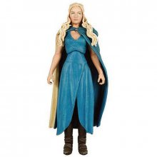 Game of Thrones akční figurka Daenerys in Blue 15 cm