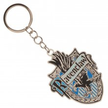 Harry Potter Metal Keychain Ravenclaw House