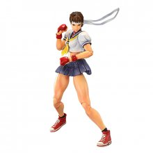 Super Street Fighter IV Play Arts Kai Vol. 4 figurka Sakura