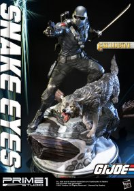 G.I. Joe Statues Snake Eyes & Snake Eyes Exclusive 65 cm Assortm