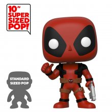 Deadpool Super Sized POP! Vinylová Figurka Thumb Up Red Deadpool