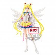 Sailor Moon Eternal Glitter & Glamours PVC Socha Eternal Sailor