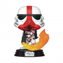 Star Wars The Mandalorian POP! TV Vinylová Figurka Incinerator S