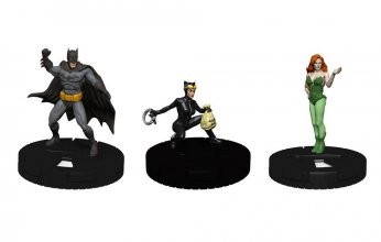 DC Comics HeroClix: Batman and Catwoman - Everyone Loves Ivy Mon