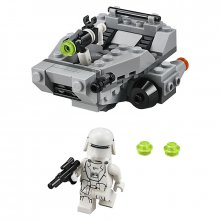 LEGO Star Wars Microfighters Episode VII First Order Snowspeeder