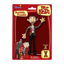 Mr. Bean gumová ohebná figurka Mr. Bean 14 cm