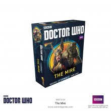 Doctor Who Exterminate! Miniatures The Mire *English Version*