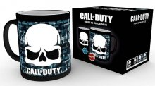 Call of Duty Heat Change Mug Skull