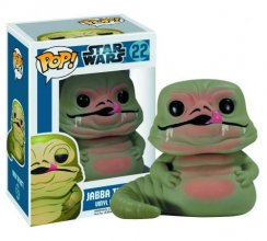 Star Wars POP! Vinyl Bobble-Head Jabba The Hutt 10 cm