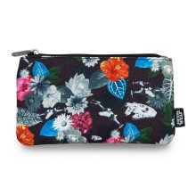 Star Wars by Loungefly Coin/Cosmetic Bag Floral Print