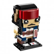 LEGO® BrickHeadz Pirates of the Caribbean Captain Jack Sparrow