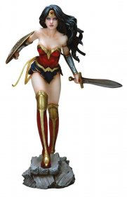 DC Comics Fantasy Figure Gallery PVC Statue Wonder Woman 30 cm