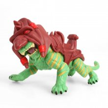 Masters of the Universe Action Vinylová Figurka Battle Cat 8 cm