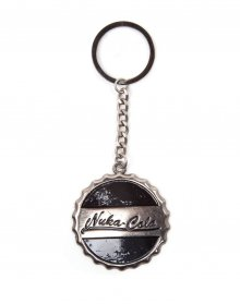 Fallout 4 Metal klíčenka Nuka Cola Bottle Cap
