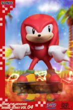 Sonic The Hedgehog BOOM8 Series PVC Figure Vol. 04 Knuckles 8 cm
