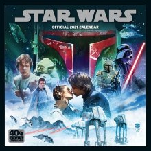 Star Wars Classic Calendar 2021 *English Version*