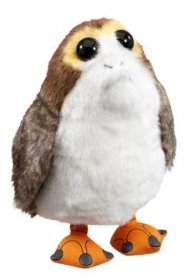 Star Wars Episode VIII Talking Plyšák Porg 22 cm