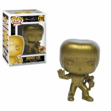 Game of Death POP! Movies Vinylová Figurka Bruce Lee Gold BAIT E