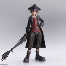 Kingdom Hearts III Bring Arts Akční figurka Sora Pirates of the
